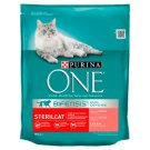 PURINA ONE Sterilcat Complete Food for Adult Cats with Salmon and Wheat 800 g