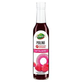 Łowicz Raspberry Flavoured Syrup 250 ml