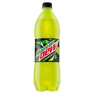 Mountain Dew Carbonated Drink 1 L