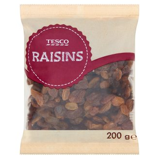 Tesco Raisins 200 g
