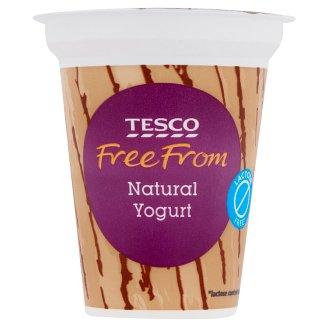 Tesco Free From Jogurt naturalny homogenizowany bez laktozy 2,8% 150 g