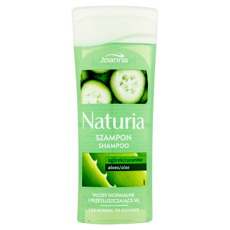 Joanna Naturia Shampoo with Cucumber and Aloe 200 ml