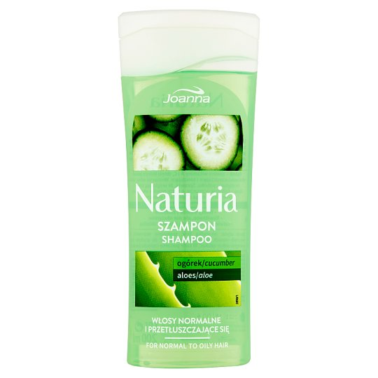 Joanna Naturia Shampoo with Cucumber and Aloe 200 ml