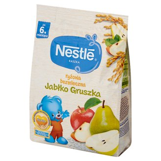 Nestlé Apple Pear after 6 Months Onwards Rice Porridge 180 g