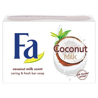 Fa Coconut Milk Bar Soap 90 g