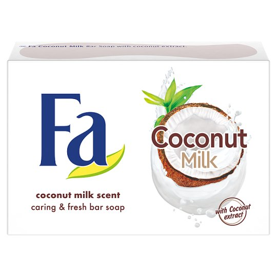 Fa Coconut Milk Bar Soap 90 g