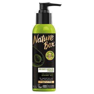 Nature Box Krem do włosów z olejem z awokado 150 ml