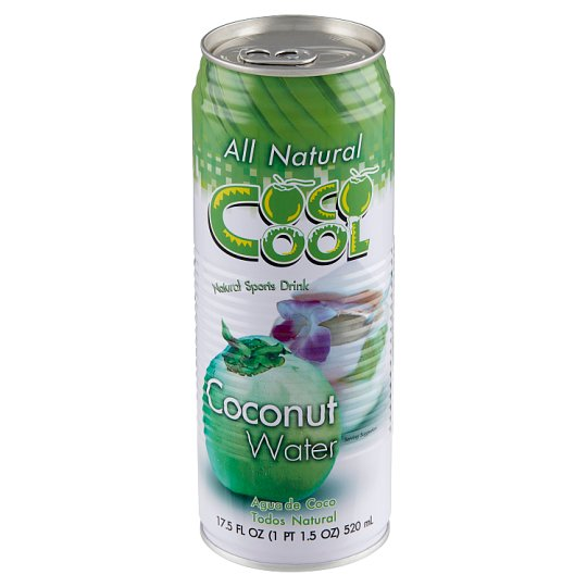 Coco Cool Coconut Water 520 ml
