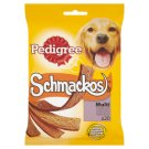 Pedigree Schmackos Multi Supplementary Dog Food 172 g (20 Pieces)