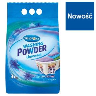Springforce Universal Washing Powder 3 kg (24 Washes)