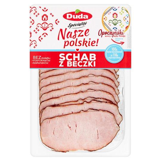 Duda Spécialité Nasze polskie! Pork from Barrel 200 g
