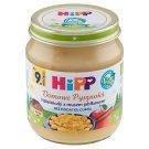 HiPP BIO Domowe Pyszności Naleśniczki z musem jabłkowym po 9. miesiącu 200 g