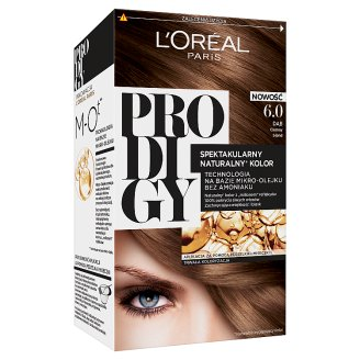 L'Oreal Paris Prodigy 6.0 Oak Hair Dye
