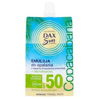 Dax Sun Suntan Lotion Brazilian Pina Colada Scent SPF 50 50 ml
