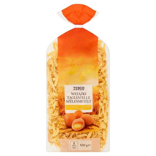 Tesco Ribbons 4 Egg Pasta 500 g