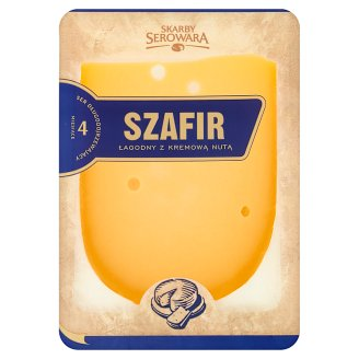 Skarby Serowara Ser Szafir 190 g