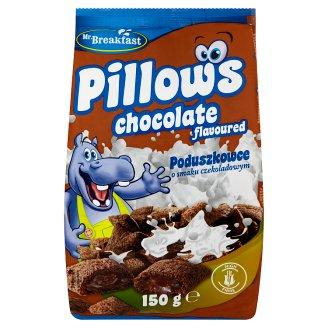 Mr. Breakfast Chocolate Flavoured Pillows 150 g