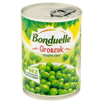 Bonduelle Traditional Canned Peas 400 g