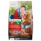 Tesco Pet Specialist Karma dla dorosłych psów granulki z wołowiną i warzywami 10 kg