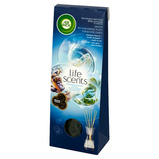 Air Wick Life Scents Turquoise Oasis Reed Diffuser 30 ml