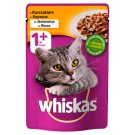 Whiskas 1+ Years Complete Cat Food with Chicken in Jelly 100 g