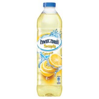 Żywiec Zdrój Soczysty Lemon Still Drink 1.5 L