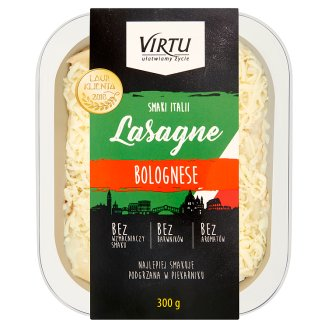 Virtu Smaki Italii Lasagne Bolognese 300 g