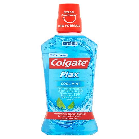 Colgate Plax Cool Mint Płyn do płukania jamy ustnej 500 ml
