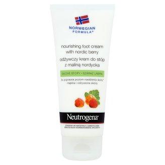 NEUTROGENA Norwegian Formula Nourishing Foot Cream with Nordic Berry 100 ml