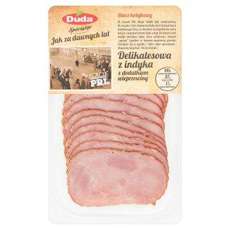 Duda Spécialité Delicatessen Turkey with Pork 130 g