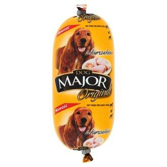 Dog Major Original z kurczakiem Karma pełnoporcjowa 400 g