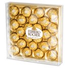 Ferrero Rocher Delicacy with Creamy Filling and Hazelnuts Topped in Chocolate with Hazelnuts 300 g