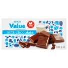 Tesco Value Milk Chocolate 100 g