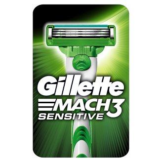 Gillette Mach3 Sensitive Razor For Men