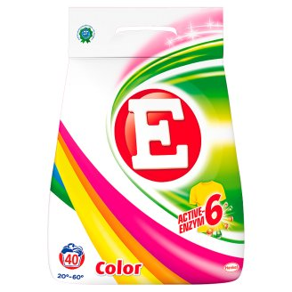 E Color Washing Powder 2.8 kg (40 Washes)