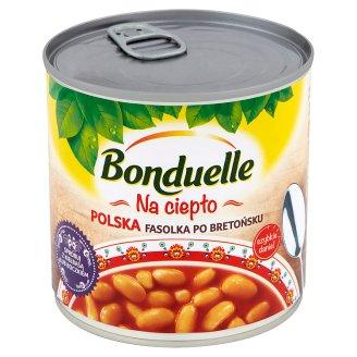 Bonduelle Na ciepło Polish Baked Beans 430 g