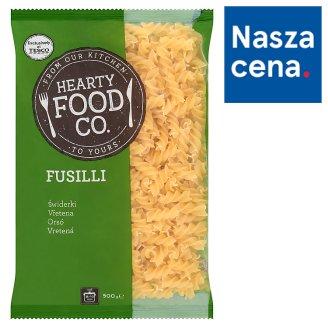 Hearty Food Co. Makaron bezjajeczny świderki 500 g