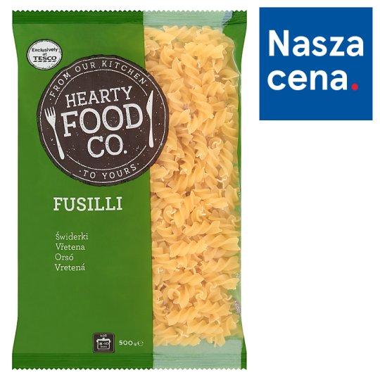 Hearty Food Co. Fusilli Egg Free Pasta 500 g
