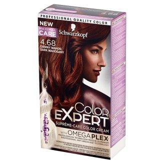 Schwarzkopf Color Expert Hair Colorant Dark Mahogany 4.68