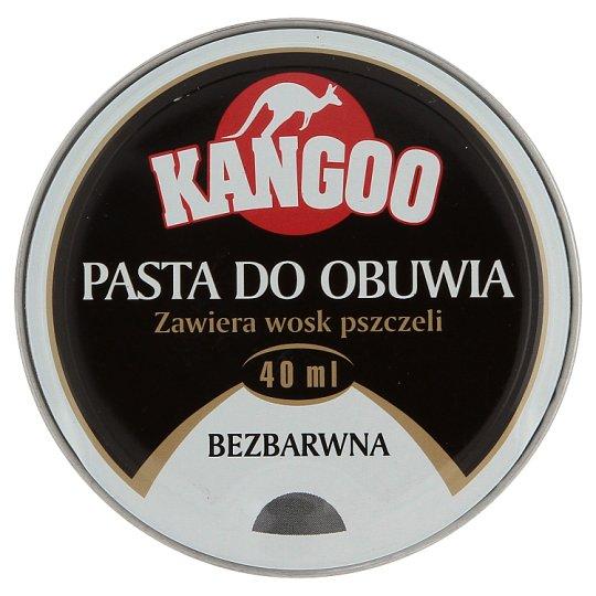 Kangoo Transparent Shoe Polish 40 ml