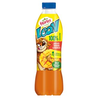 Hortex Leon Jabłko banan mango Koktajl owocowy 1 l