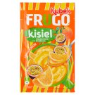 Gellwe Słodki Kubek Frugo Passion Fruit Jelly with Pieces of Fruits 30 g