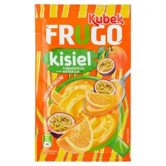 Gellwe Słodki Kubek Frugo Passion Fruit Jelly with Pieces of Fruits 30 g