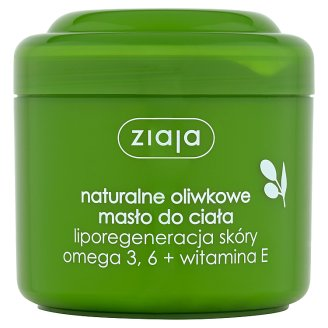 Ziaja Natural Olive Body Butter 200 ml