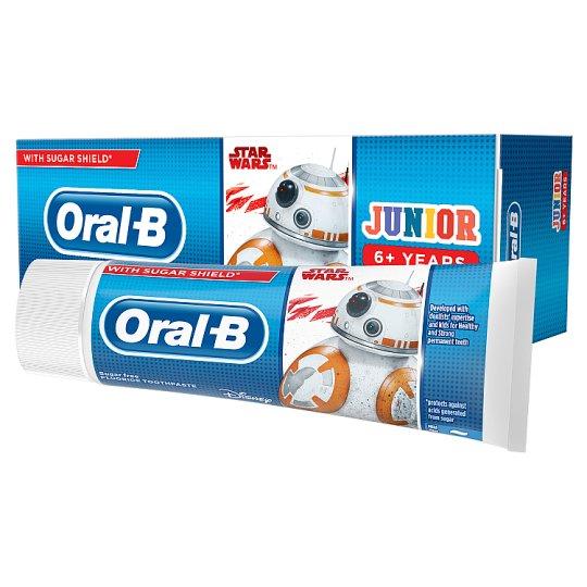 Oral-B Junior Star Wars Toothpaste 75 ml, 6+ Years