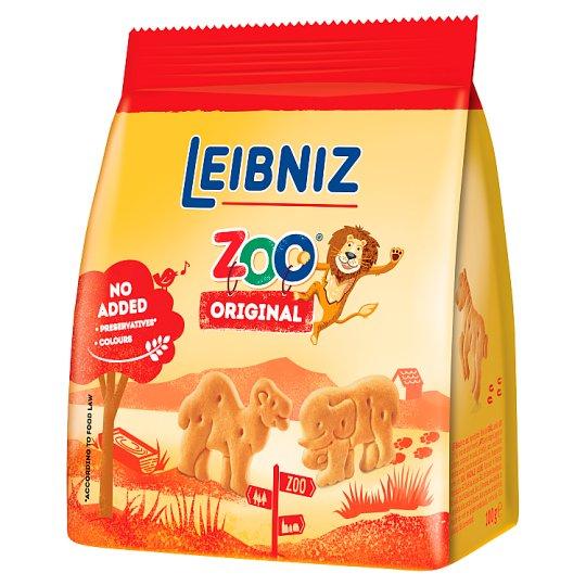 Leibniz ZOO Original Butter Biscuits 100 g