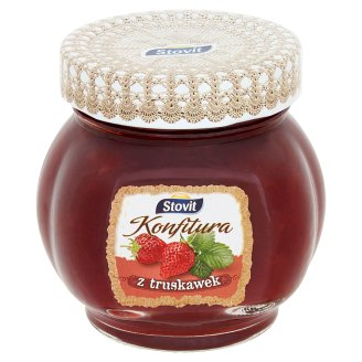 Stovit Strawberry Confiture 250 g