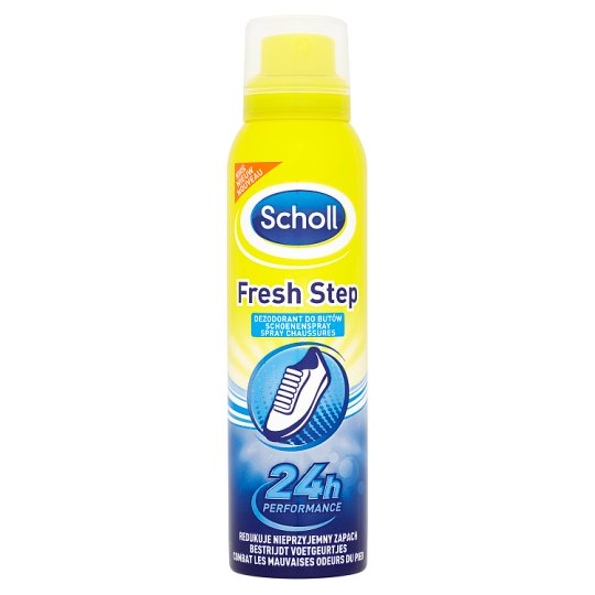 Scholl Fresh Step Shoes Deo Spray 150 ml