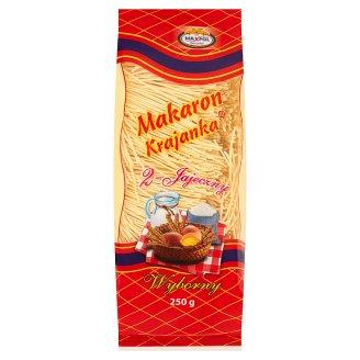 Maxpol Makaron 2-jajeczny Krajanka 250 g