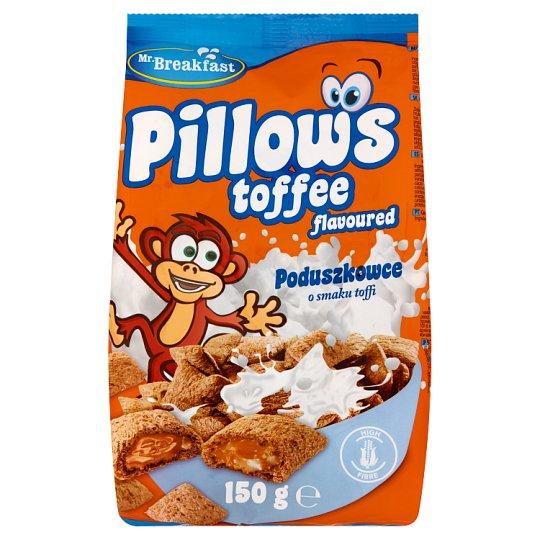Mr. Breakfast Toffee Flavoured Pillows 150 g